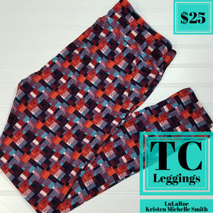 LuLaRoe Leggings TC